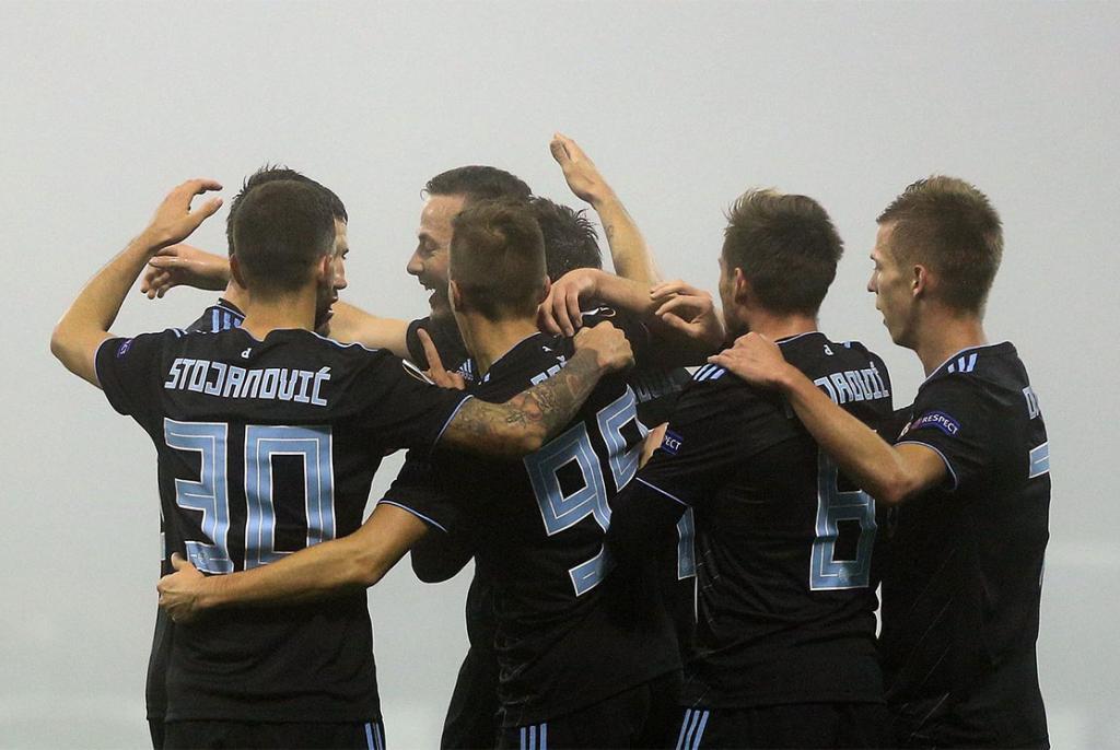 Dinamo novom pobjedom odjurio u euro proljeće