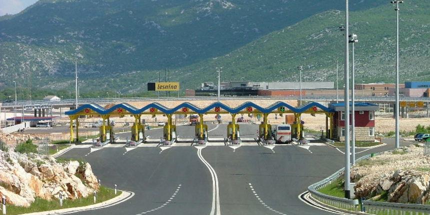 Ako od Zagreba do Dugopolja stignete za manje od tri sata bit ćete kažnjeni na naplatnim kućicama