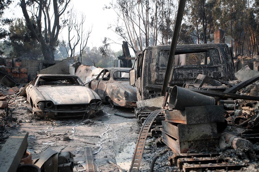 Kalifornija gori: Najmanje 31 mrtav. Nestalo 200 ljudi