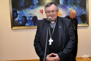Kardinal Puljić bojkotirao Komšićevu inauguraciju i stao uz svoj narod