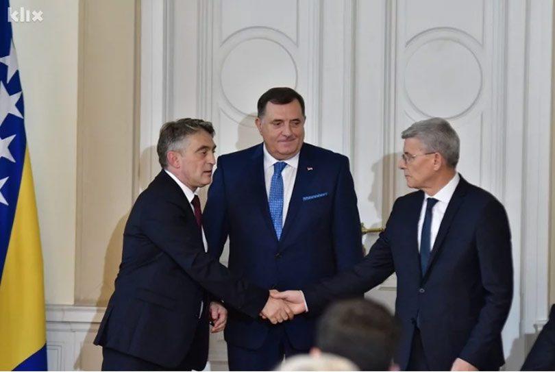 Dodik se već zamjerio Sejdi i Džaferoviću