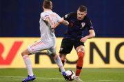 Vatreni u 93. minuti golom Jedvaja srušli Španjolsku