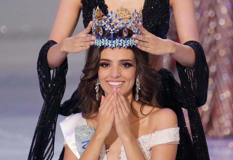 VANESSA PONCE DE LEON: Ova ljepotica iz Meksika nova je Miss svijeta