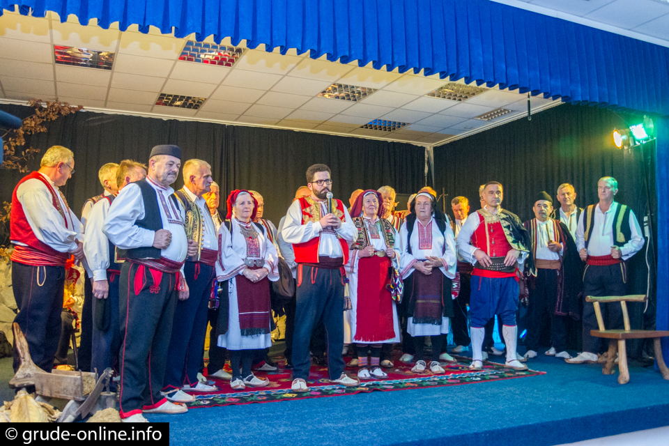 NAJAVA: Središte gangaških i guslarskih legendi u subotu u Grudama