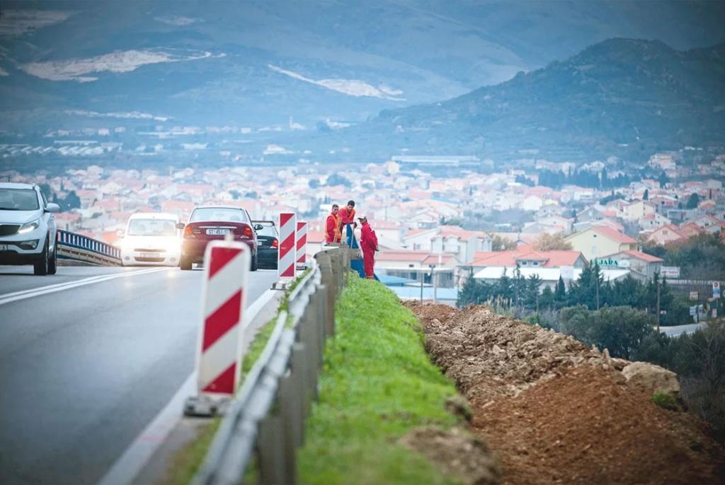 Odobrena sredstva za brzu cestu Mostar – Široki Brijeg – granica RH