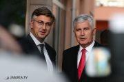 PLENKOVIĆ: Europa shvatila probleme Hrvata u BiH