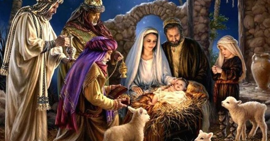 Čestit i blagoslovljen Božić i sretna Nova 2019. godina