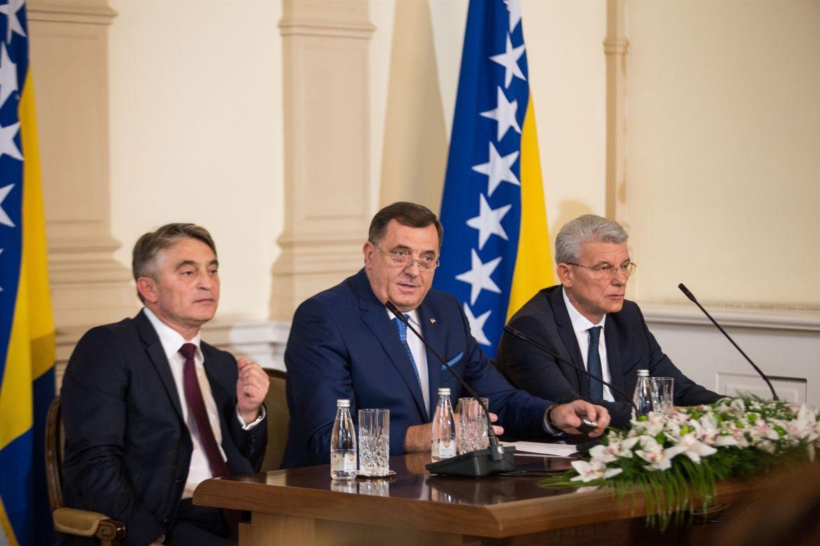 Hrvati na udaru: Predsjedništvo BiH smijenilo dvanaest hrvatskih diplomata