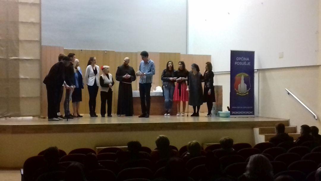Klub kulture Libuša iz Ljubuškog oduševio izvedbom posušku publiku