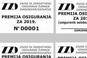 ZZO ŽZH: Od danas započinje distribucija markica za 2019. godinu