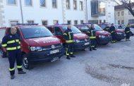 Vatrogasci ŽZH dobili božićni dar u vidu 4 nova specijalizirana terenska vozila od Vlade ŽZH