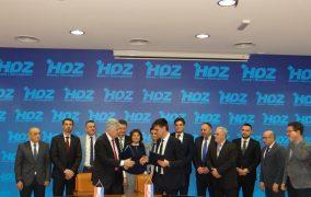 ZAŠTITA INTERESA HRVATA U BIH: HDZ BiH i HDZ 1990 potpisali sporazum o suradnji