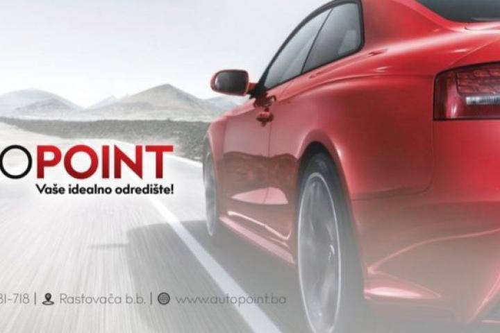 Otvoren moderni salon automobila i rent a car tvrtka u Posušju AUTO POINT
