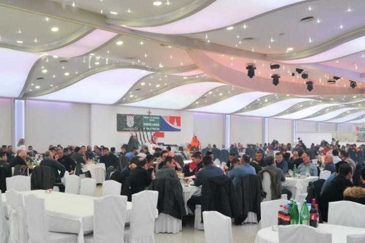 Održana je tradicionalna Lovačka večer Lovačke udruge Milan Mikulić Bikan