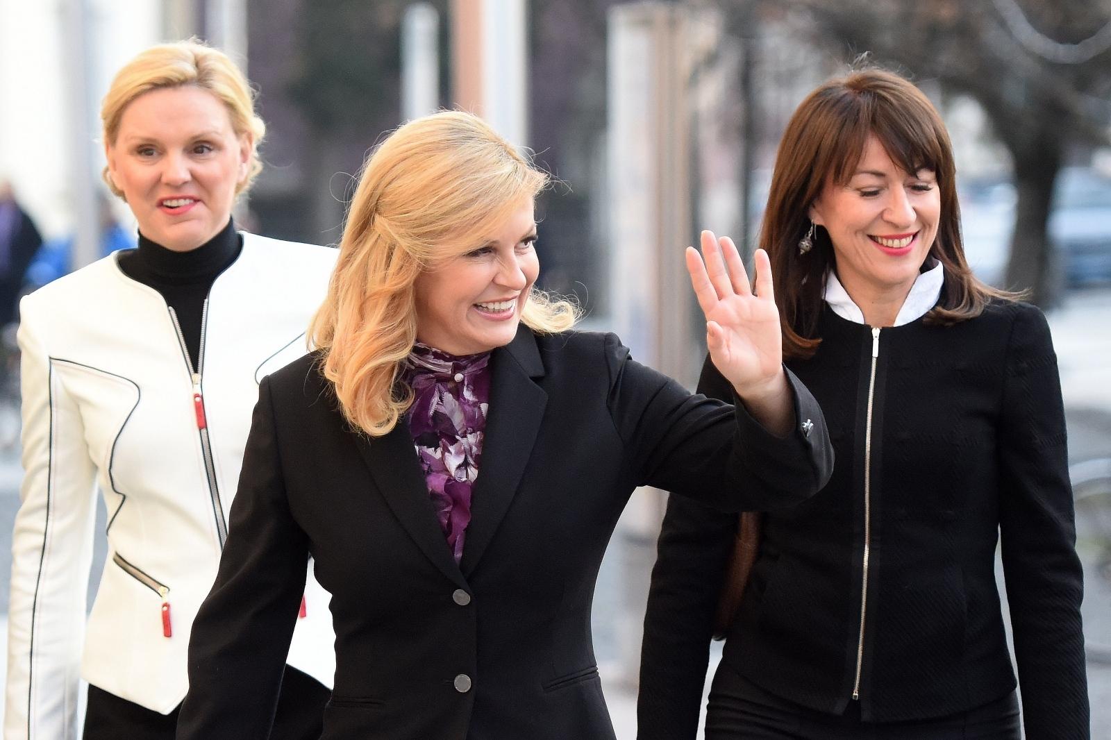 Da su danas izbori u Hrvatskoj, Grabar-Kitarović ponovno bi bila predsjednica