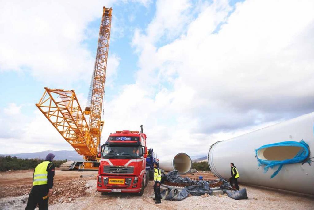 Vlasnik Lagera pravi najveću vjetroelektranu u regiji