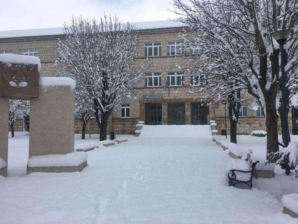 """""""U Europu stiže uzbudljivo razdoblje ispunjeno ledom i snijegom"""""""