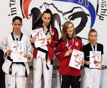 TKD: Poskoci novu sezonu otvorili seniorskim medaljama