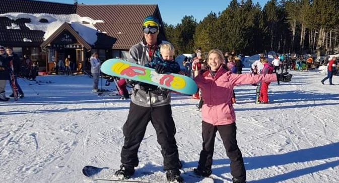 Mali Splićanin apsolutna zvijezda vikenda na skijalištu Blidinje