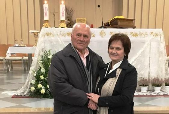 Domin i Ljuba Čuljak proslavili 50 godina braka