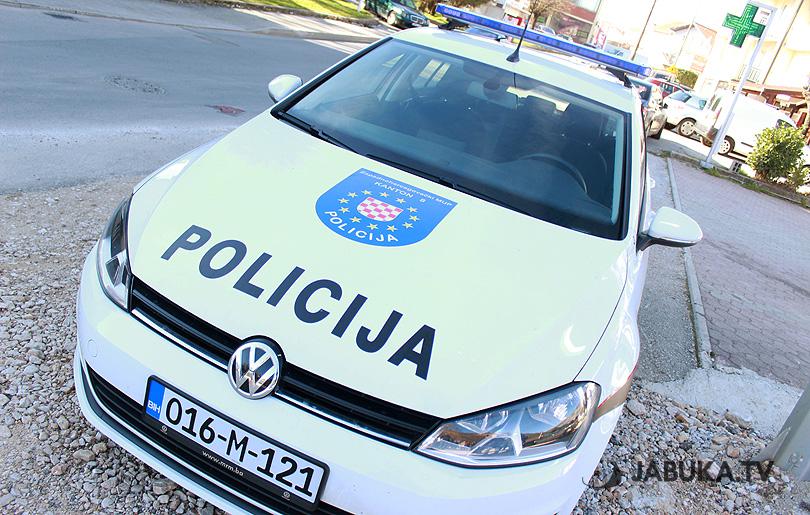 Na području Ljubuškog spriječeno krijumčarenje sedam migranata