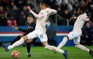 United napravio čudo u Parizu, Porto do prolaza u 117.