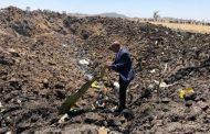 Objavljena prva slika s mjesta nesreće etiopskog aviona. Poginulo je 157 ljudi
