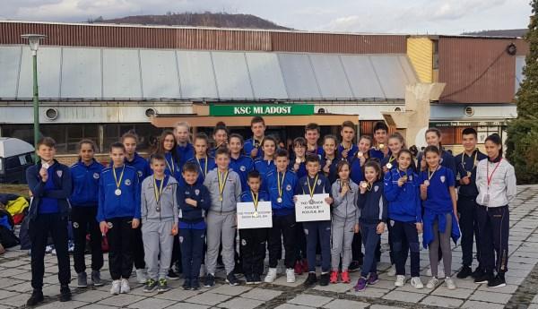 BOSNA VISOKO OPEN 2019: Hercegovački poskoci uspješni u Visokom