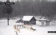 Pada snijeg na Blidinju