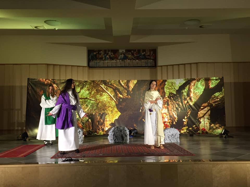 Frama Posušje predstavom Dvije majke otvorila Festival religiozne drame