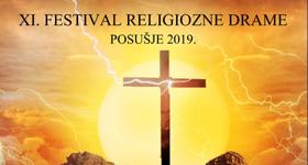 Frama Široki Brijeg zatvara XI. Festival religiozne drame