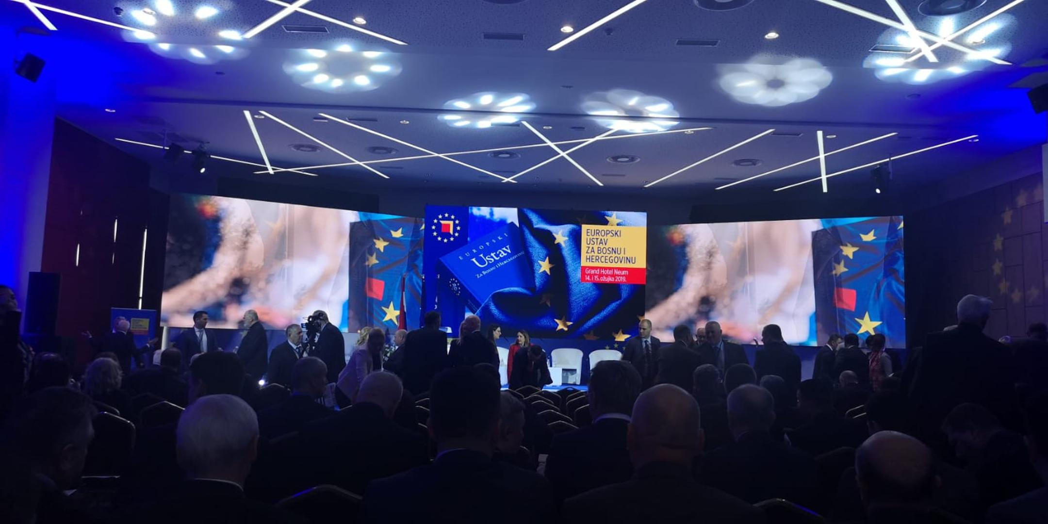 Skup u Neumu će ponuditi nova rješenja za BiH kako bi se ubrzao njezin europski put