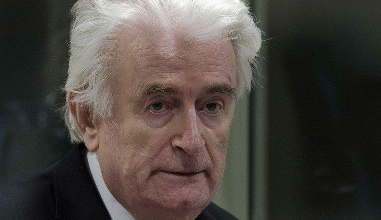 Karadžić osuđen na doživotni zatvor