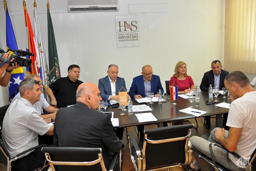 Priopćenje u povodu nezakonitog i neustavnog postupanja Središnjeg izbornog povjerenstva BiH