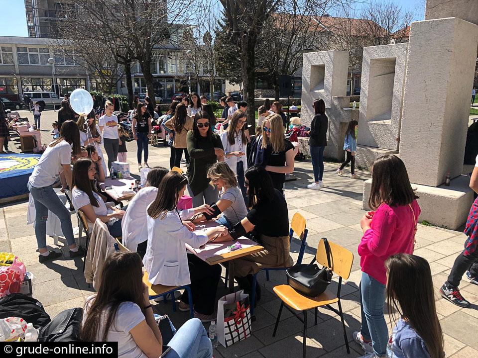 Posušje: Održana velika akcija za malenu Milu Rončević