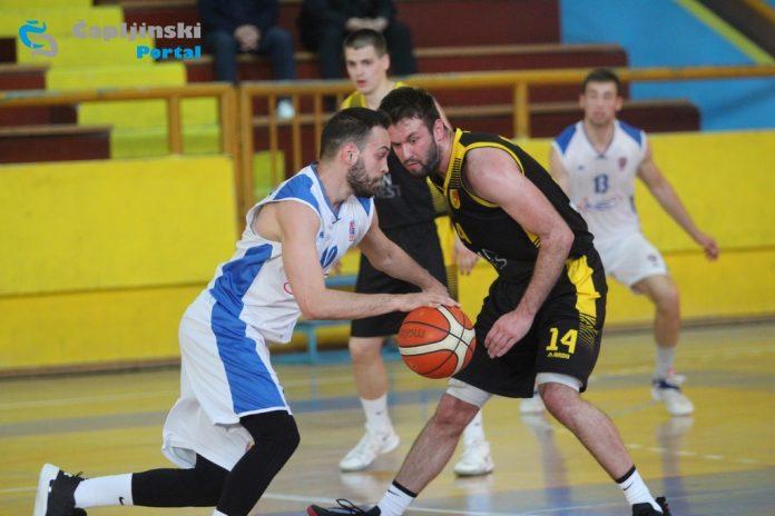 PORAZ BEZ POSLJEDICA: Košarkaši poraženi u Čapljini, ali su već ranije osigurali prvo mjesto