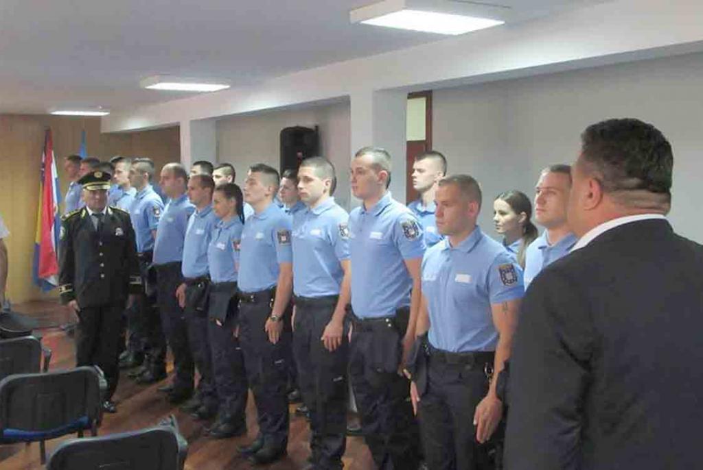 U županiji Zapadnohercegovačkoj zaposleno 66 mladih policijskih