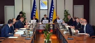 Usvojena strategija komuniciranja institucija BiH o procesu pristupanja u EU