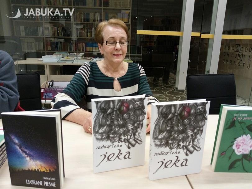 Široki Brijeg: Predstavljen književni opus Radice Leko