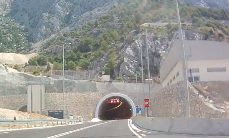Do petka zatvoren tunel sv. Ilija