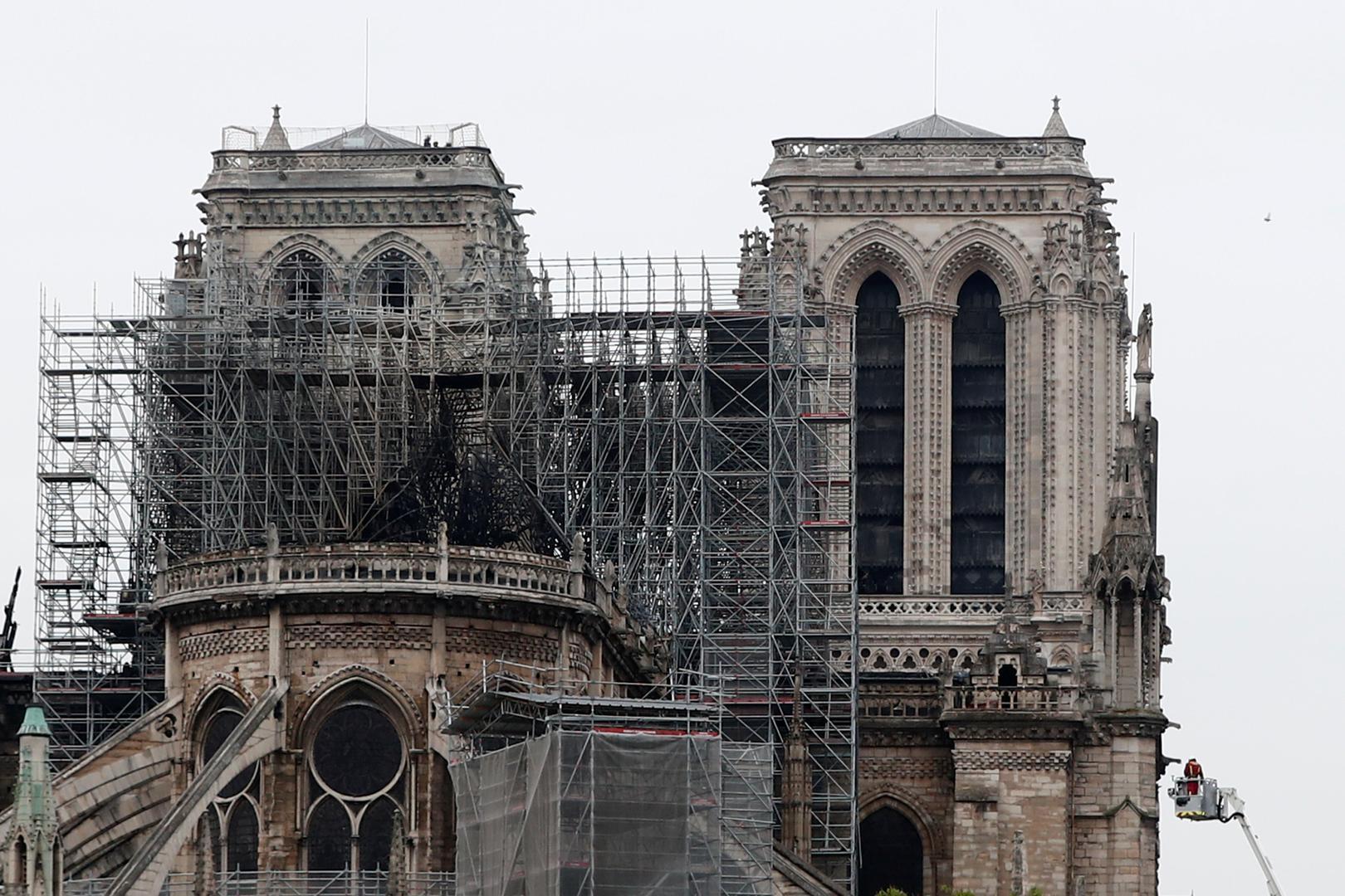 Požar u pariškoj katedrali pod kontrolom, pogledajte kako sada izgleda Notre Dame