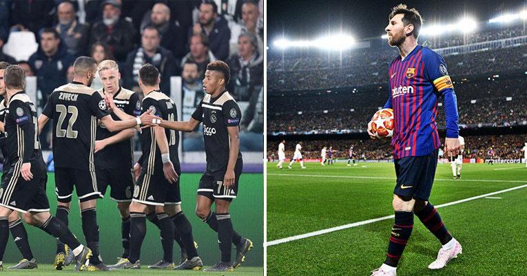 Barcelona razbila Manchester United! Ajax održao lekciju Juventusu