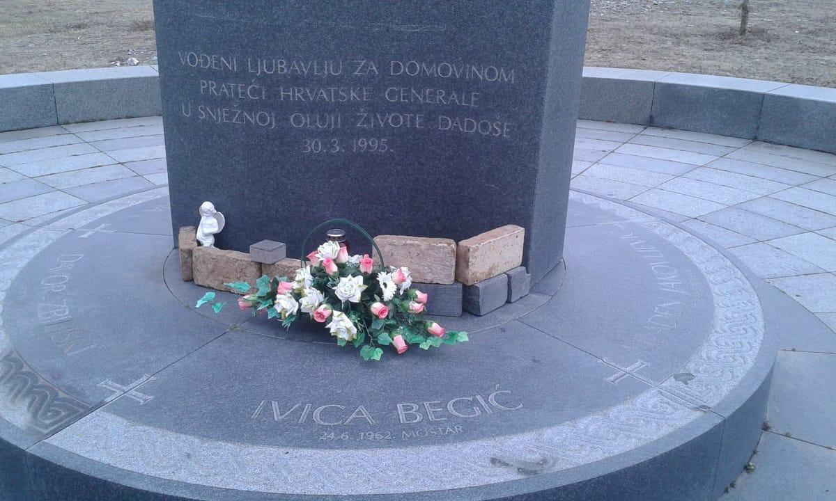 Obilježena 24. obljetnica stradavanja hrvatskih vojnika na Vran planini