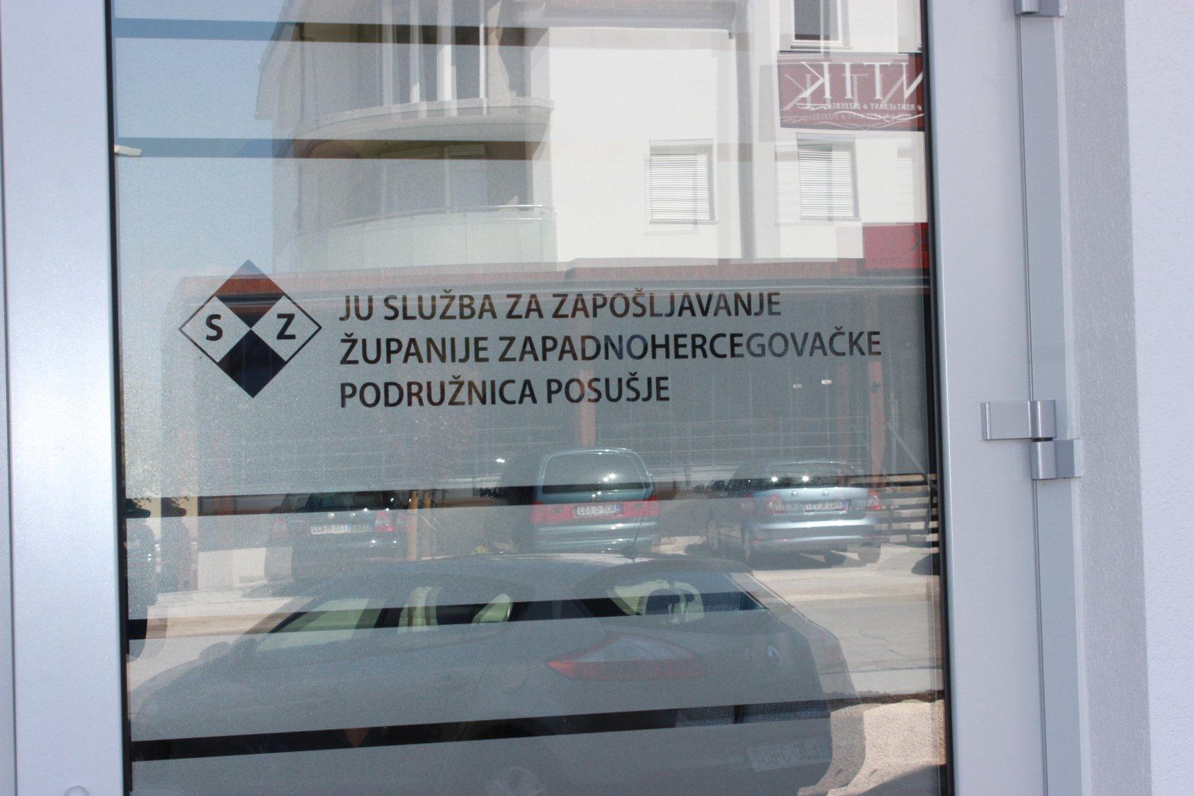POSUŠJE: Otvorene nove prostorije županijske Službe za zapošljavanje