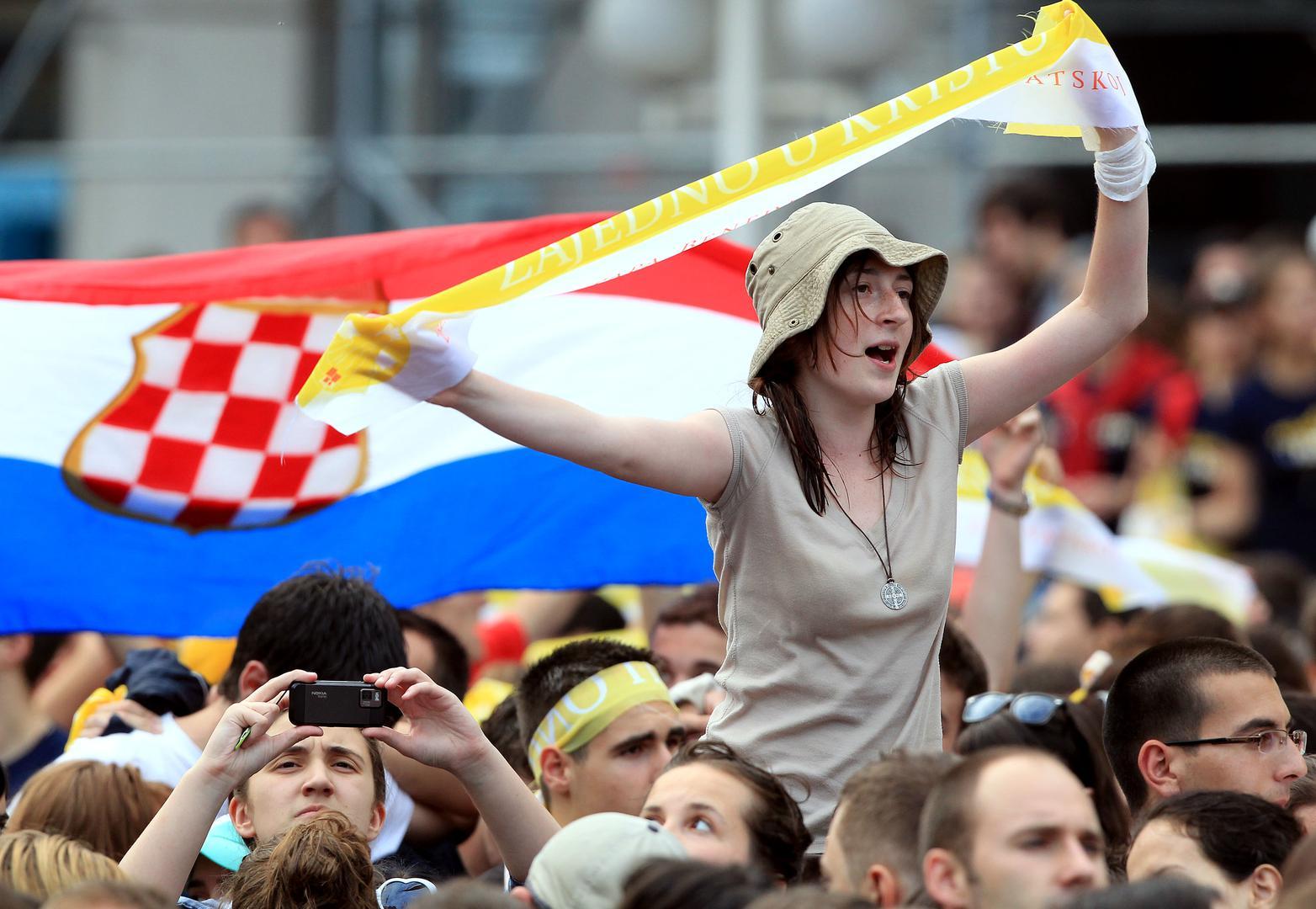 Hrvata katolika danas kao kada je završila osmanlijska okupacija