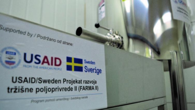 Poziv na Informativni sastanak USAID/Sweden FARMA II projekta