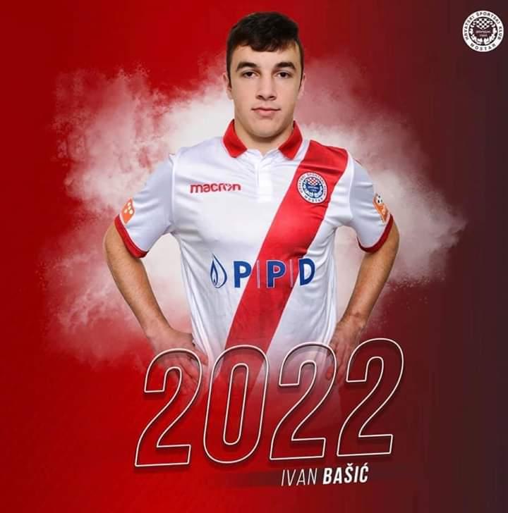 Ivan Bašić potpisao za Zrinjski