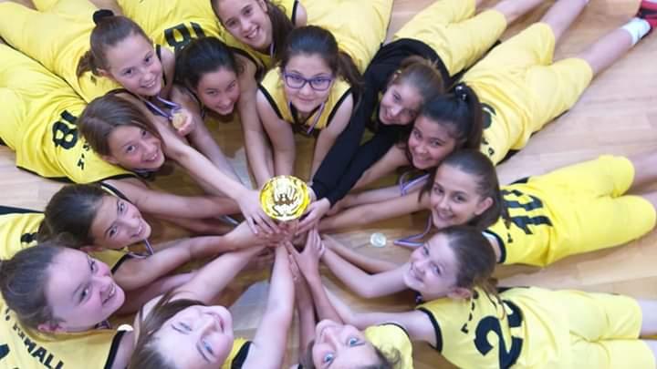 Zlatni tjedan za košarkašice Posušja