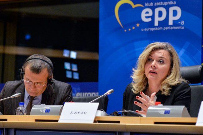 Zovko: Hrvati bi nestali kao politički faktor u BiH da Hrvatska nije u EU-u