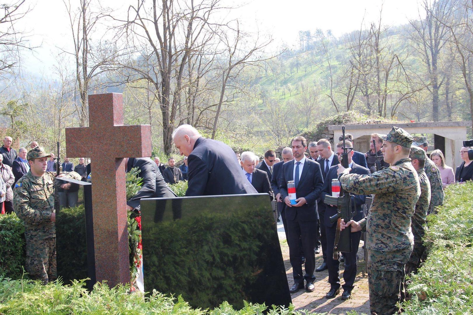 Obilježena 26. godišnjica stradanja Hrvata u selu Trusina